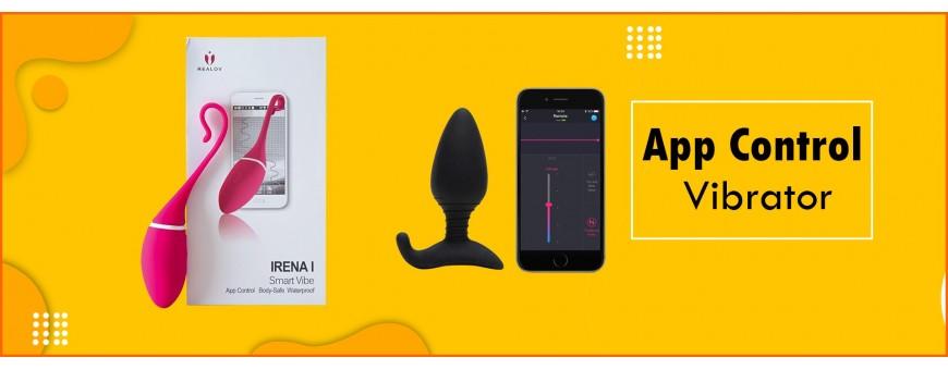 Buy App Control Vibrator